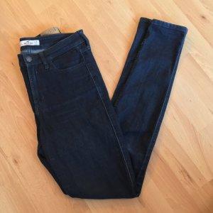 High-Waist Skinny Jeans 7L / W28 L33