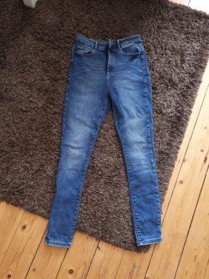High Waist Skinny Jeans, Größe 36