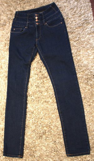 High Waist Skinny Jeans Only Gr. 28/32