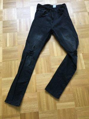 High waist skinny jeans von H&M