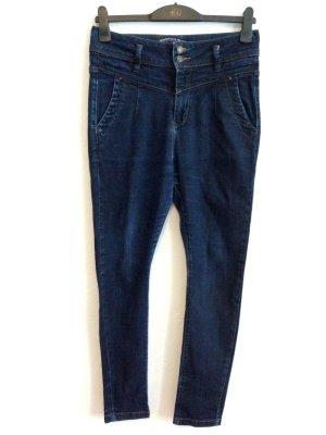 High Waist Slim Jeans von Zara, Gr. 36