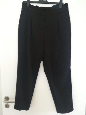 New Look Hoge taille broek zwart