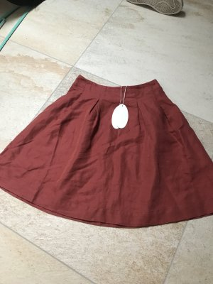 edc by Esprit Tulip Skirt brick red