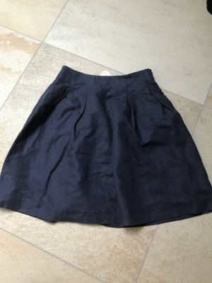 Esprit Tulip Skirt dark blue
