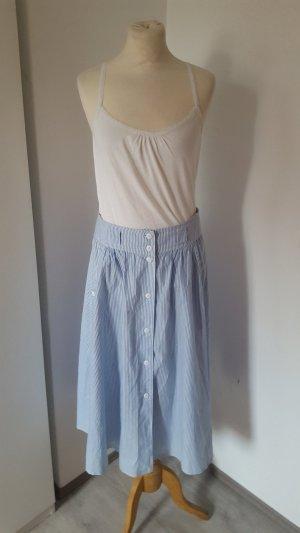 C&A High Waist Skirt white-azure
