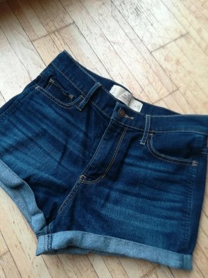High-waisted Hotpants