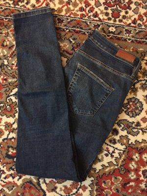 Cubus Jeans taille haute multicolore