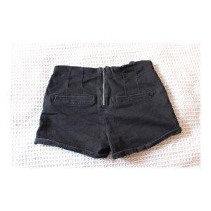 High-waisted Shorts Bershka