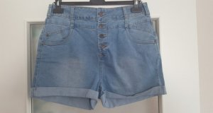High-Waisted Shorts (neu/ungetragen)