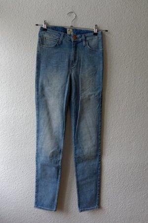 High waisted Skinny Jeans Lee