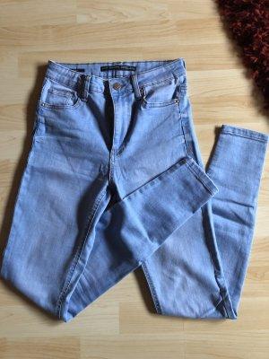 High Wast Bershka Jeans
