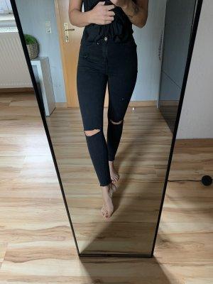 Tally Weijl High Waist Jeans black