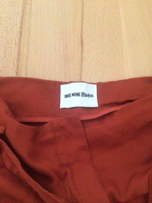 Kauf Dich Glücklich Pantalone a vita alta ruggine