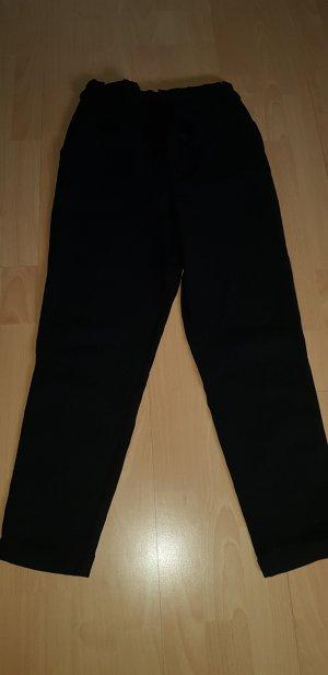 C&A Pantalone a vita alta nero