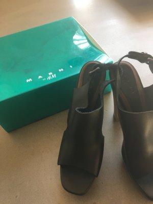 Highheel-Sandals von Marni