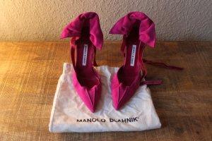 HighHeels Manolo Blahnik Gr. 38,5 NEU Designer Luxus