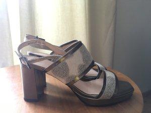 Peter Kaiser Shoes grey brown-light grey