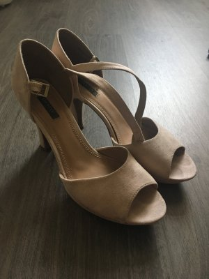 Orsay Strapped pumps nude