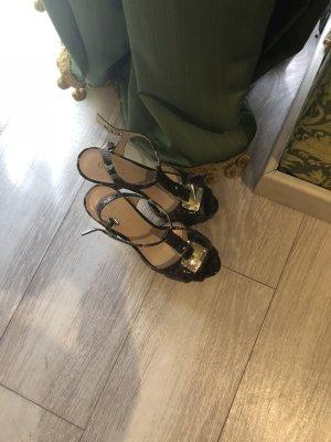 Guess Sandalias de tacón alto multicolor