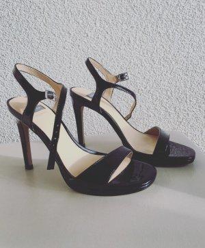 Bata Zapatos formales negro-beige Cuero