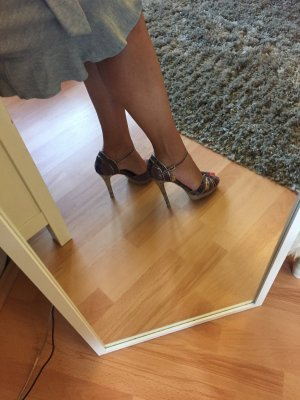Highheels Sex and the City Gr. 38