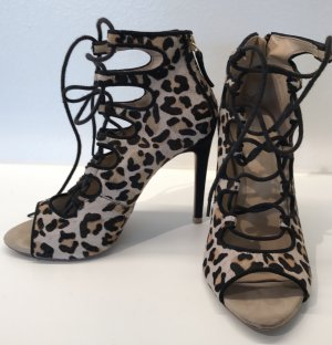Highheels von Zara - Animalprint