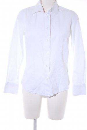 Highmoore Hemd-Bluse weiß Casual-Look