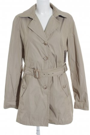 Highmoore Trench Coat beige-light blue classic style