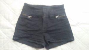 Highwaist Hot Pants