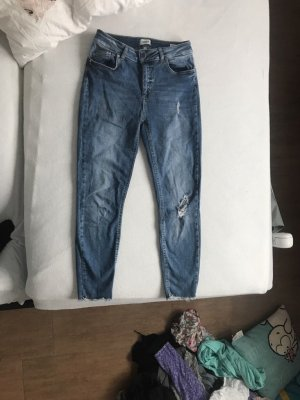 Highwaist Jeans only 2018 7/8 Hose