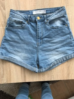 Highwaist Jeans Shorts Hotpants