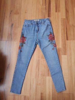 Highwaist Jeans Topshop Jamie