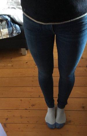 Highwaist Jeans von abercrombie and fitch
