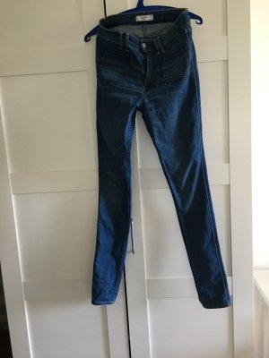 Abercrombie & Fitch Moda azul celeste-azul acero