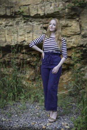 Highwaist Jeans von Mango Gr. S
