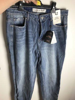 Highwaist jeanshosen