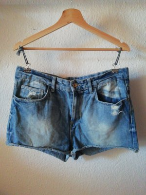 Highwaist Jeansshorts