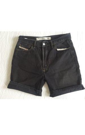 Diesel Industry Pantaloncino di jeans multicolore Cotone