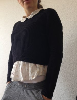 Highwaiste Short Pulli Mango