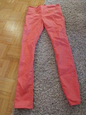 Vero Moda Hoge taille jeans zalm