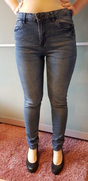 Esmara Fashion slate-gray-cornflower blue mixture fibre