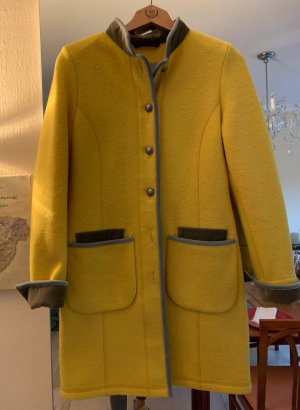Traditional Jacket yellow-ocher