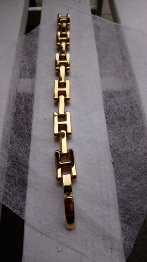 Hilfiger Armband goldfarben stylish