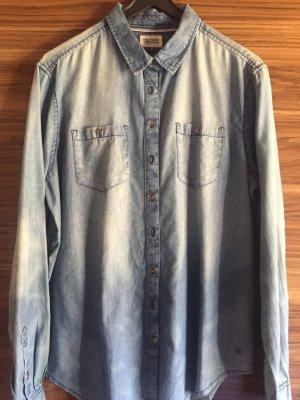 Hilfiger Jeans blouse blauw