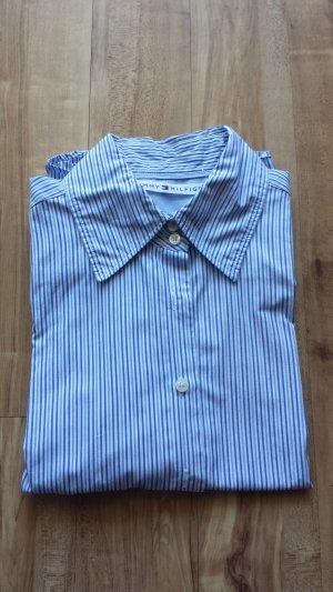 Hilfiger Bluse blau gestreift