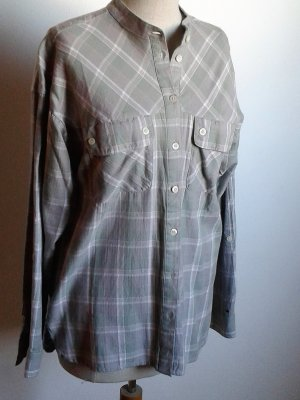 Hilfiger Bluse, warme Baumwolle, sportlich