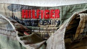 HILFIGER - Camouflage Capri