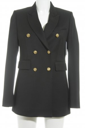 Hilfiger Collection Long-Blazer dunkelblau-schwarz Business-Look