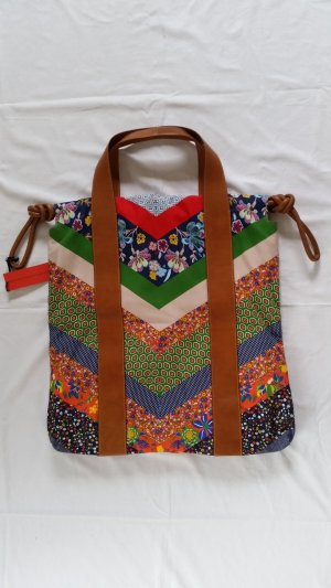 Hilfiger Collection Tote multicolored cotton