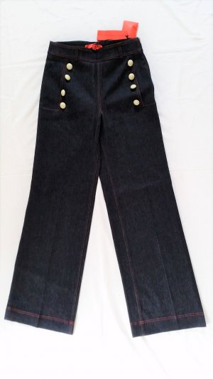 Hilfiger Collection, Victoria Marine Pant, Indigo, 36 (US 6), neu